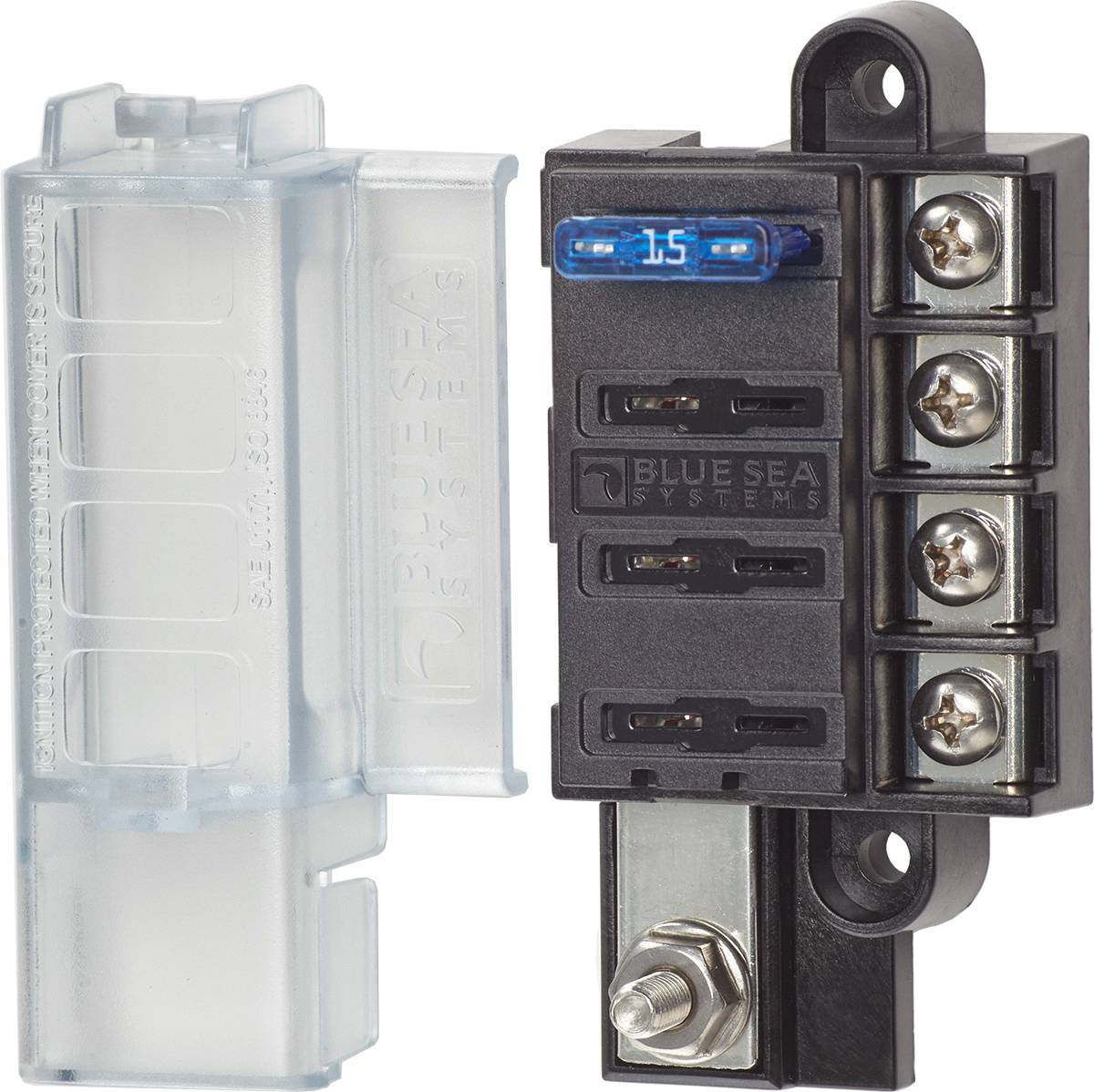blue sea compact fuse block