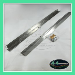 stainless steel door sills