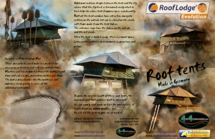 rooflodge roof tents