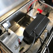Mobile-Luftheizung-Aluminium-Platte