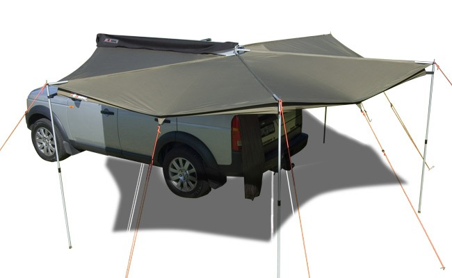 Foxwing Awning Left Hand 4x4overlander