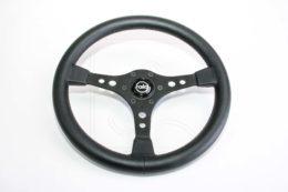 sports steering wheel