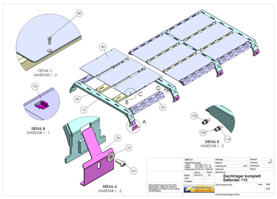 cargobear roof rack
