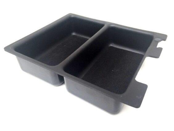 cubby box tray