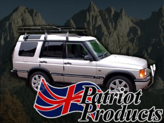 Patriot roofrack