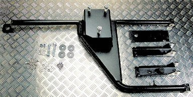 safari equip spare wheel carrier