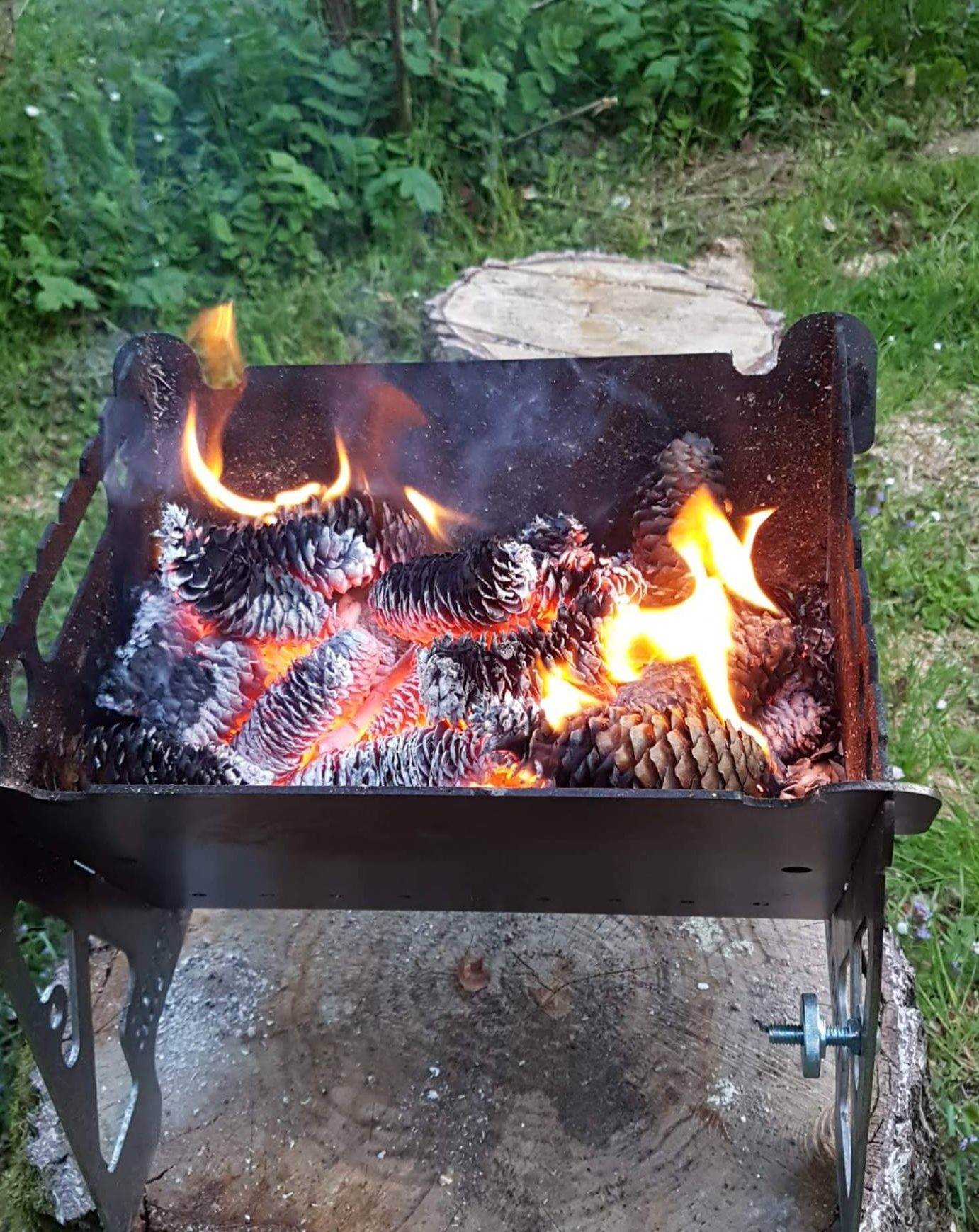 Grill N Fire Barbecue 4x4overlander