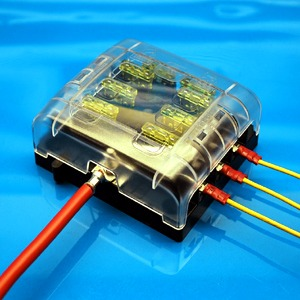 6 way fuse box