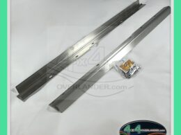 stainless steel door sills