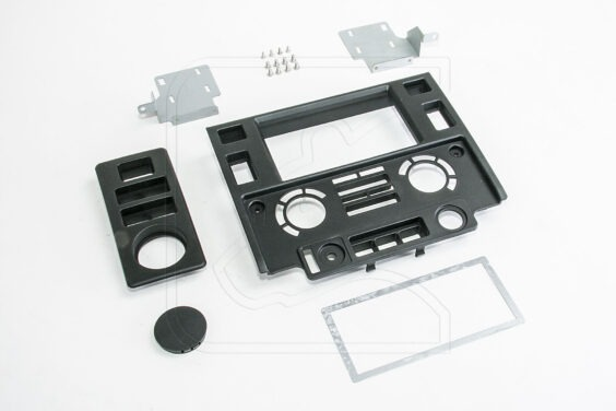 defender double din console