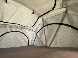 Thermal tent liner