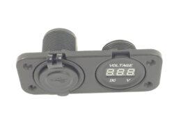 combined voltmeter