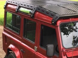 CargoBear Sloping Roof Rack