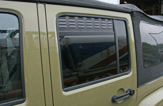 Jeep Ventilation Panels