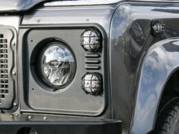 Defender light guards