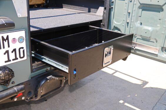 Defender Drawer system