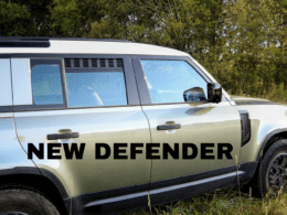 New LR Defender