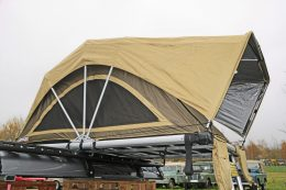 Maggiolina Grand Tour Roof Tent by Autohome - 4x4overlander