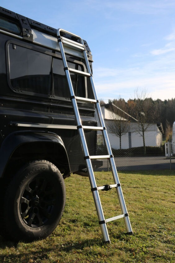roof tent ladder