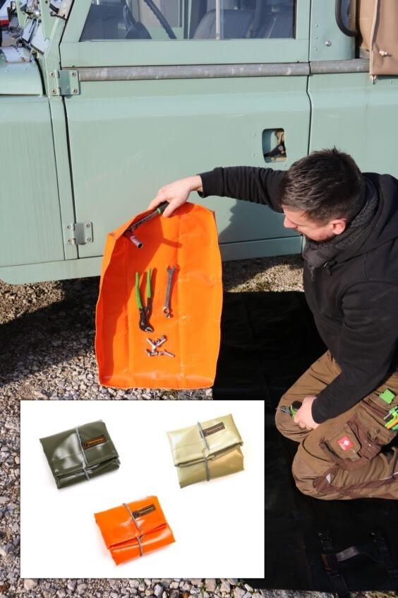 mechanic tray