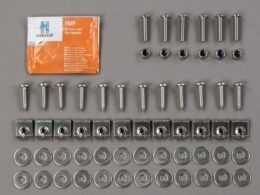 floor panel mounting kit