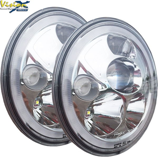 VisionX Vortex Halo LED Lights