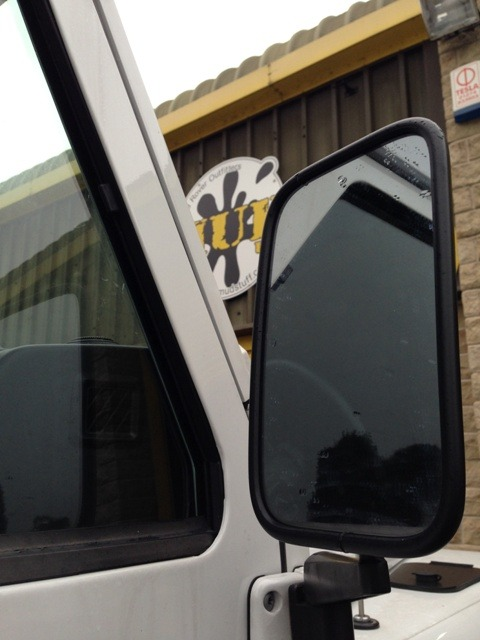 Defender Wing Mirror