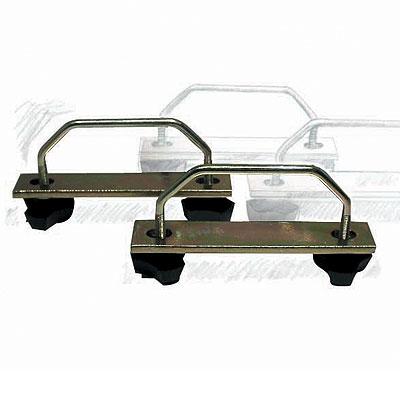 Rhino Rack Oztent Basket Clamp Kit S280 4x4overlander