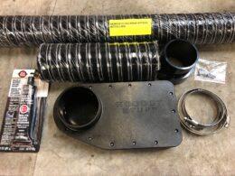 TD5 sealed air box