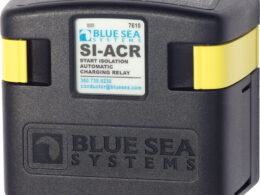 blue sea automatic charging relay 7610