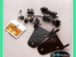 Defender bonnet security hinge