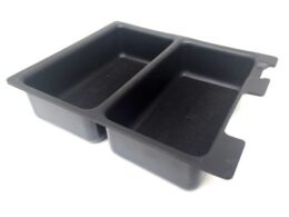 cubby box tray