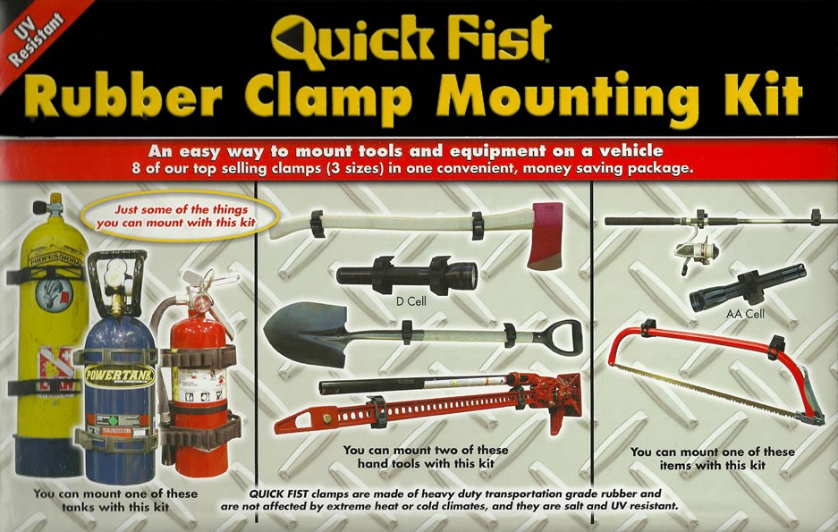 quickfist mounting kit