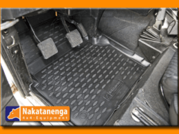 defender rubber floor mats