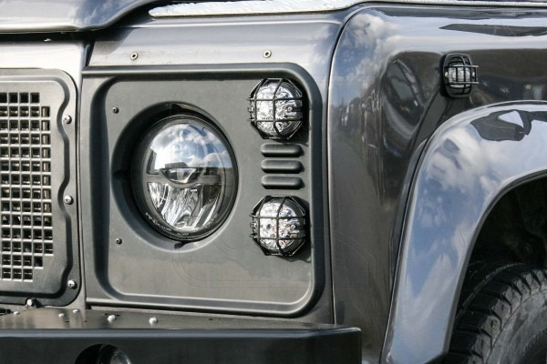 Defender indicator guard