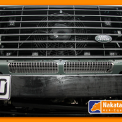 Defender intercooler grille
