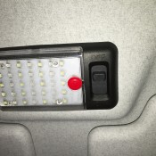 Defender LED interior light