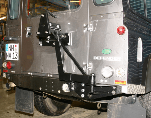 stainless steel wheel carrier