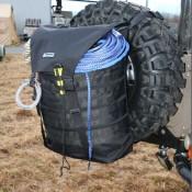 spare wheel bag