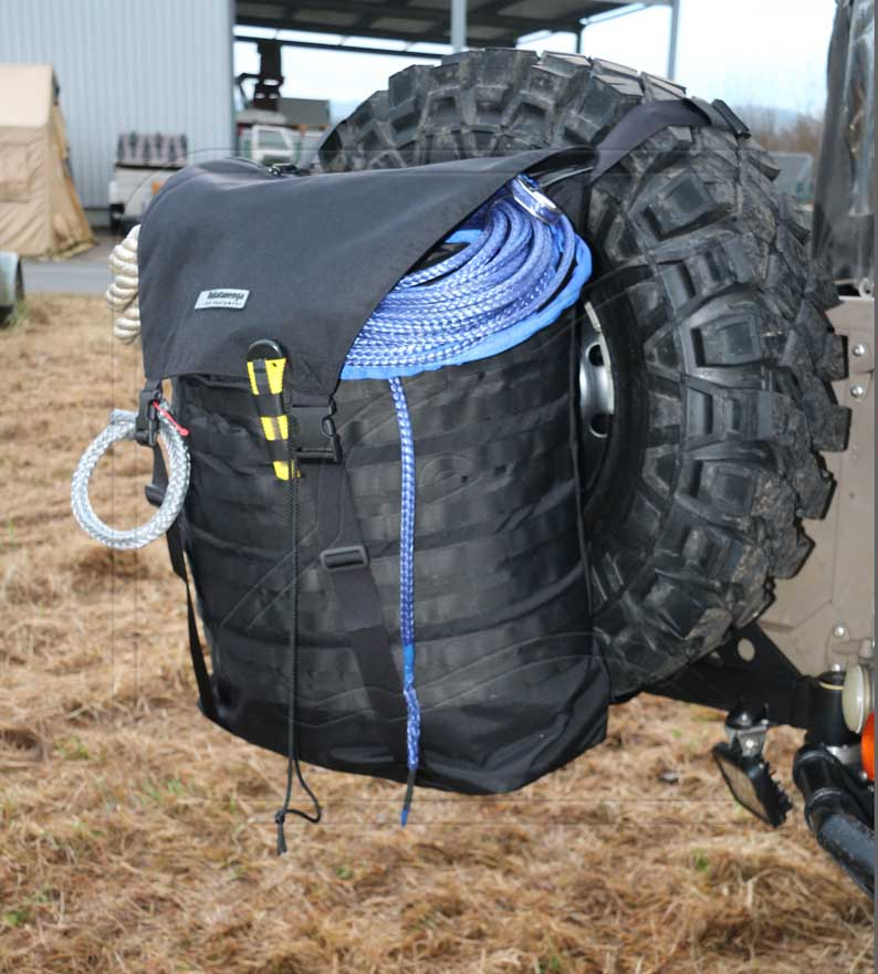 Nakatanenga Spare Wheel Bag 4x4overlander
