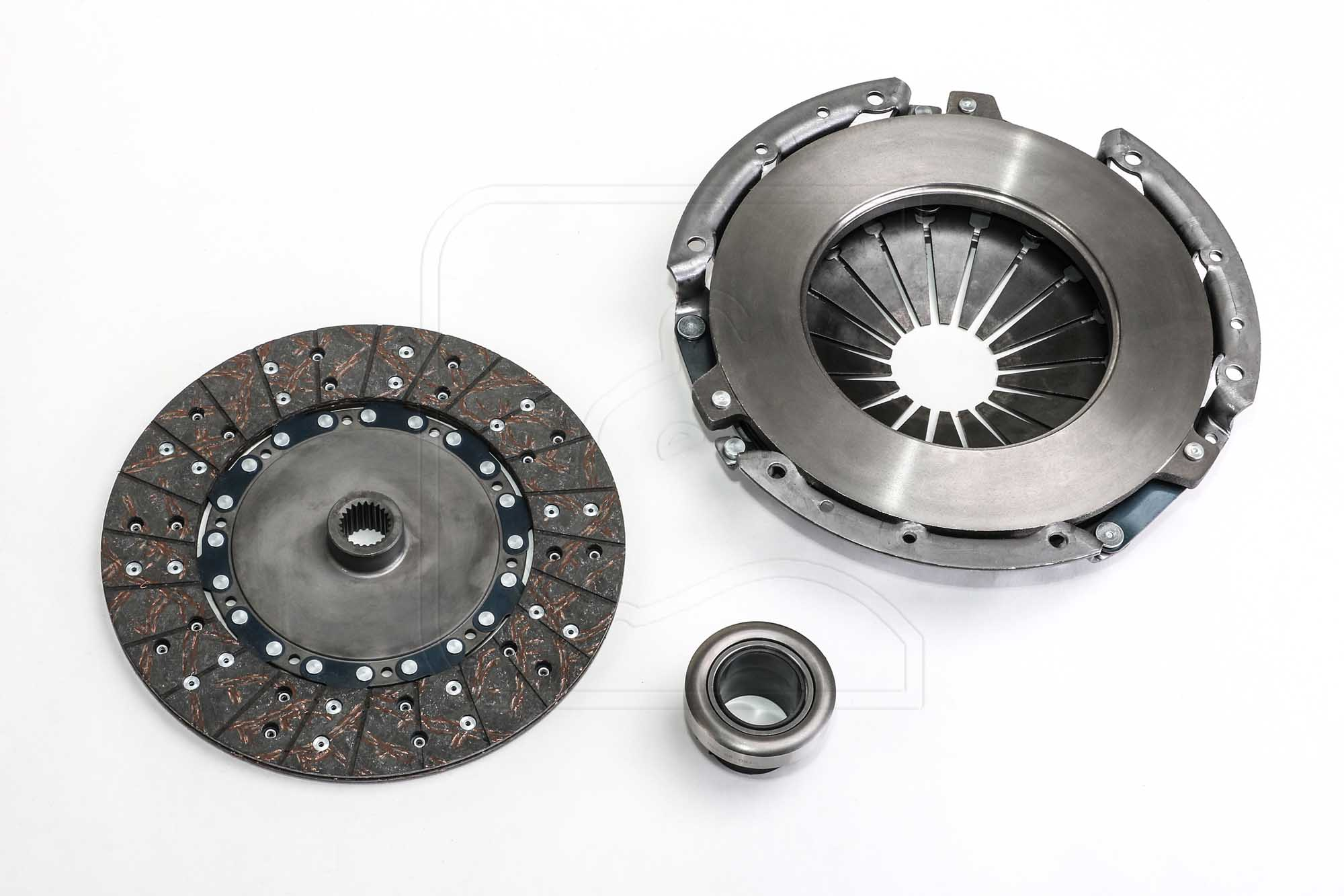 Heavy duty Clutch kit
