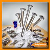 stainless bolt kit