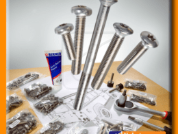 stainless bolt kit; stainless steel bolt kit