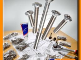 stainless bolt kit; stainless steel bolt kit