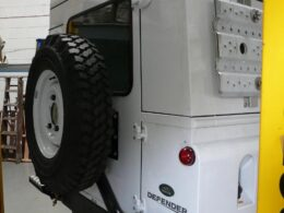 Wheel Carriers & Protection