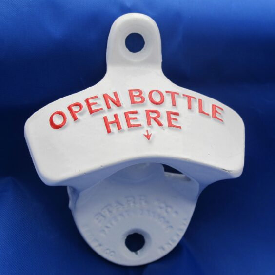 starr bottle opener